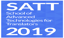School of Advanced Technologies for Translators 2019, Milan, Italy