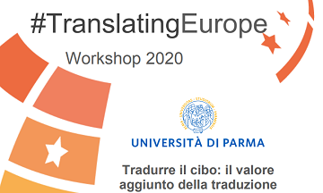 #TranslatingEurope Workshop 2020
